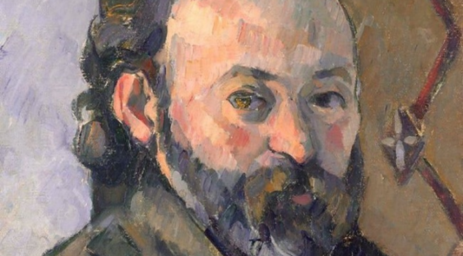 EXHIBITION ON SCREEN – CEZANNE:  PORTRAITS OF A LIFE