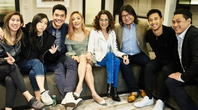 CRAZY RICH ASIANS : AN OCCIDENT WAITING TO HAPPEN