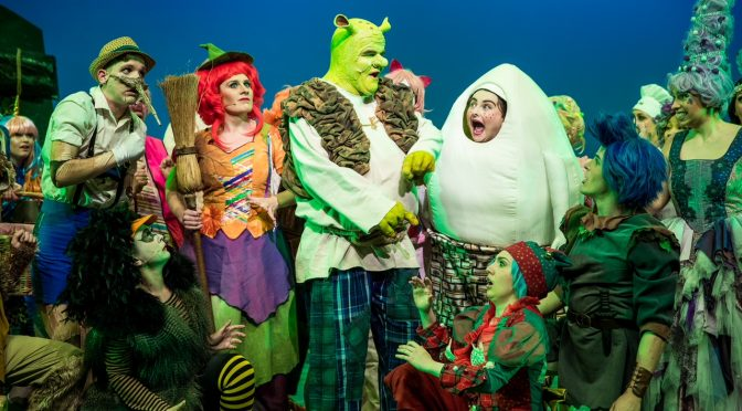 SHREK THE MUSICAL: 9 OR 90 THIS SHOW IS A PURE DELIGHT