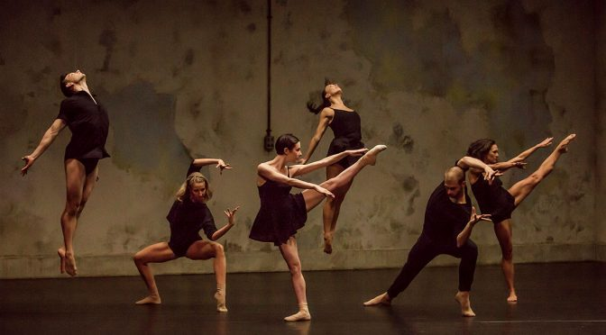 SYDNEY DANCE COMPANY : FOREVER AND EVER : CURIOUS, ENGAGING AND FORCEFUL