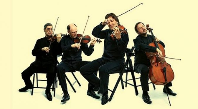 MUSICA VIVA PRESENTS BORODIN STRING QUARTET @ CITY RECITAL HALL