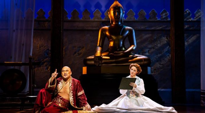 THE KING AND I: FROM THE PALLADIUM. GLOBAL ONE NIGHT SHOWING