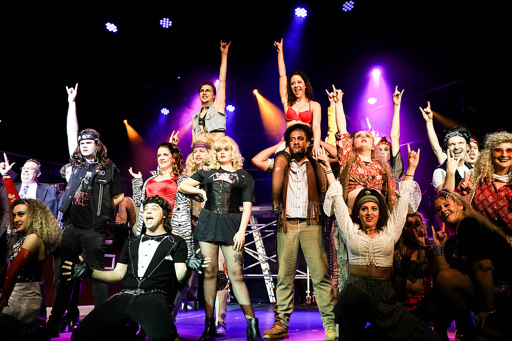 Rock Of Ages Now Playing From The Regals Sydney Arts Guide
