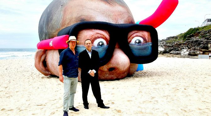 SCULPTURE BY THE SEA TURNS 22