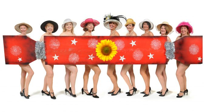 CALENDAR GIRLS @ HUNTERS HILL THEATRE