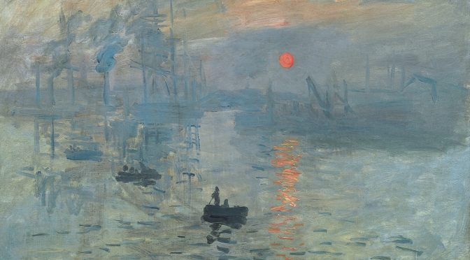 I, CLAUDE MONET: AN INTERVIEW WITH THE WRITER/DIRECTOR