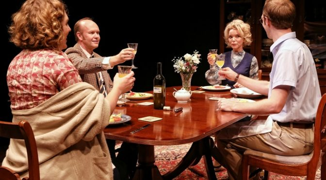THE NORMAN CONQUESTS : CLASSIC AYCKBOURN COMEDY