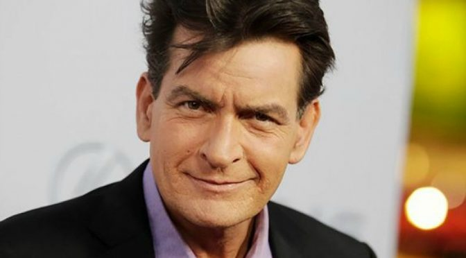 ARE YOU READY FOR AN EVENING WITH CHARLIE SHEEN?