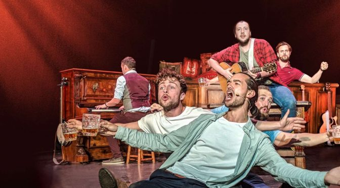THE CHOIR OF MAN – FRINGE HIT COMES TO THE HOUSE