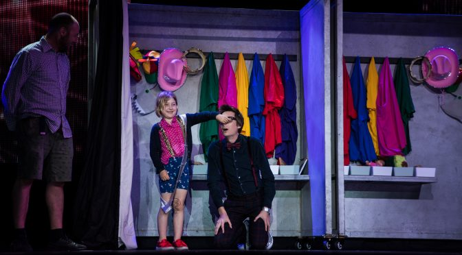 THE ILLUSIONISTS : DIRECT FROM BROADWAY : GREAT ENTERTAINMENT FOR THE WHOLE FAMILY