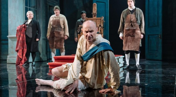 NT LIVE : THE MADNESS OF GEORGE III