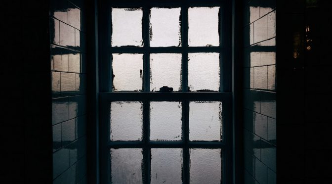 MAN AT THE WINDOW: BRILLIANT DEBUT THRILLER