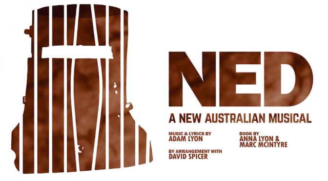 NED: A NEW AUSTRALIAN MUSICAL.  AN INTERVIEW WITH NED (JOSH)