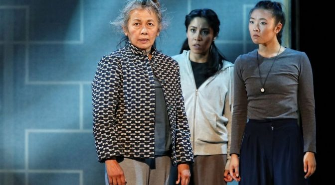 A GHOST IN MY SUITCASE – SPIRITS SOAR IN THIS DELIGHTFUL SHOW