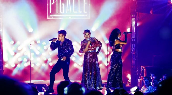 PIGALLE – FUNK ME IT'S A GREAT NIGHT