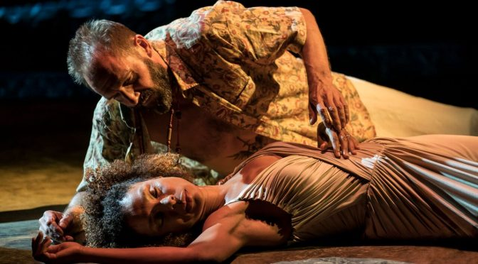 ANTONY AND CLEOPATRA FROM NT LIVE.  PREVIEW GIVEAWAY