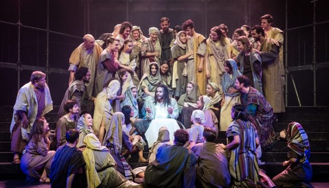 JESUS CHRIST SUPERSTAR @ RIVERSIDE THEATRES  PARRAMATTA