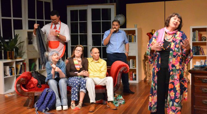 THE FEMALE OF THE SPECIES: COMIC FEMINIST ASSASSINATION AT LANE COVE THEATRE COMPANY