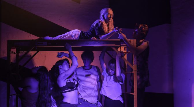 ATYP : INTERSECTION : ARRIVAL @ THE STABLES THEATRE