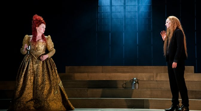 MARY STUART :  A POWERFUL ELIZABETHAN DRAMA