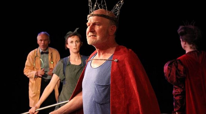 EXIT THE KING @ CHIPPEN STREET THEATRE