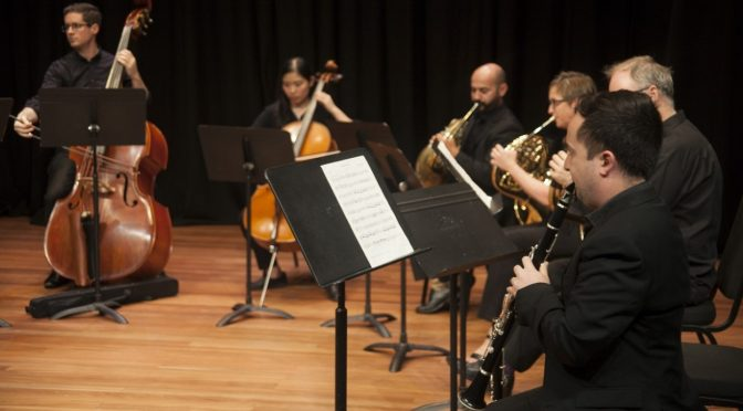 WILLOUGHBY SYMPHONY CHAMBER SERIES CONCERT 1
