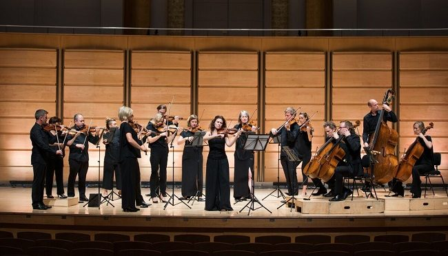 AUSTRALIAN CHAMBER ORCHESTRA : BEETHOVEN AND PROKOFIEV