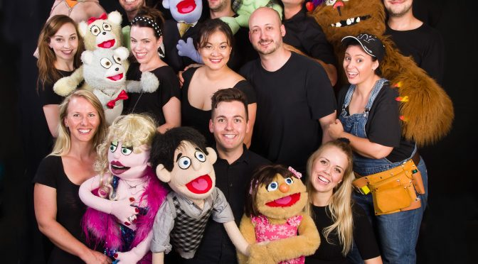 AVENUE Q! A PUPPET MUSICAL FOR ADULTS