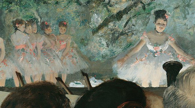 EXHIBITION ON SCREEN : DEGAS : PASSION FOR PERFECTION
