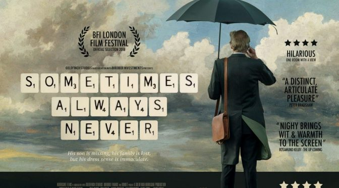 SOMETIMES ALWAYS NEVER: THE END IS NIGHY
