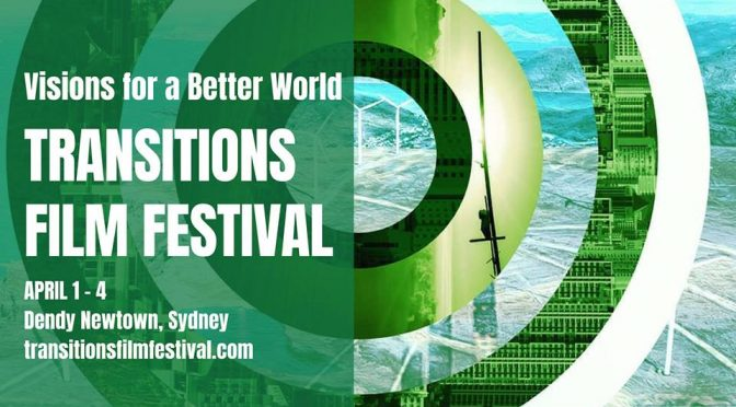 TRANSITIONS FILM FESTIVAL COMING TO SYDNEY