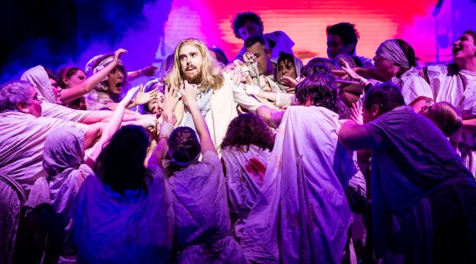 MIRANDA MUSICAL SOCIETY PRESENT JESUS CHRIST SUPERSTAR @ SUTHERLAND ENTERTAINMENT CENTRE