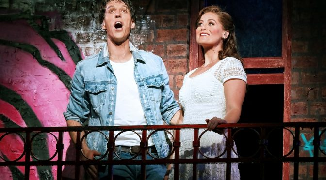 WEST SIDE STORY : SIZZLES EVEN WITH THE RAIN