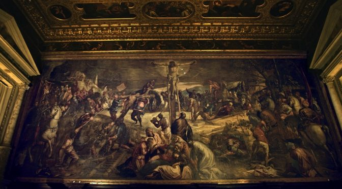 TINTORETTO : A REBEL IN VENICE