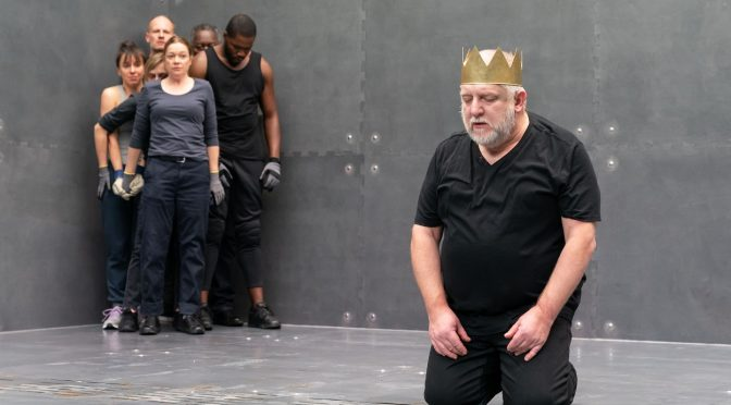 NT LIVE : THE TRAGEDY OF RICHARD 11
