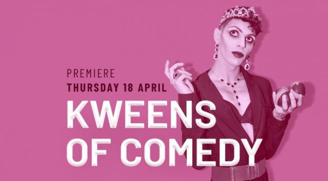 KWEENS OF COMEDY @ GINGERS, OXFORD HOTEL