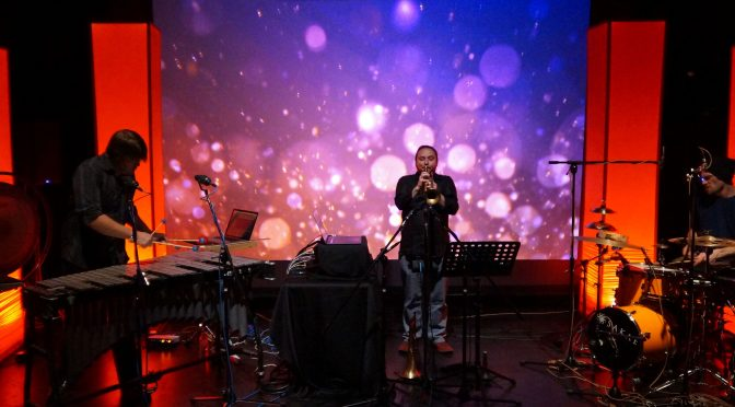 ALLY AND THE POLYMORPHIC ORKESTRA – A DOUBLE BILL @ LAZYBONES