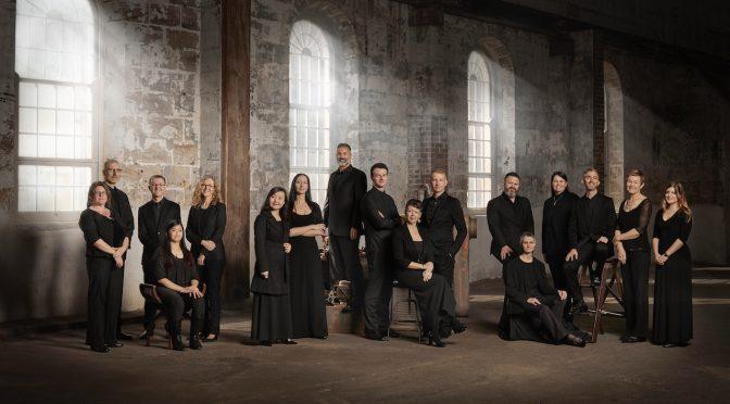 SYDNEY CHAMBER CHOIR : 'MUSIC ON MUSIC' @ GREAT HALL, THE UNIVERSITY OF SYDNEY