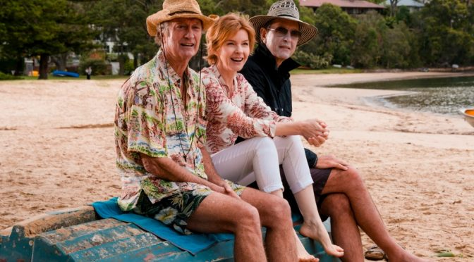 WORLD PREMIERE OF AUSTRALIAN DRAMA/COMEDY  'PALM BEACH' TO OPEN SYDNEY FILM FESTIVAL 2019