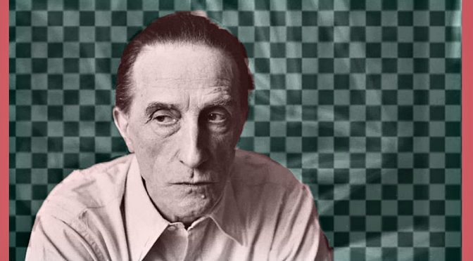 A RESPONSE TO DUCHAMP : THE INDISPENSABLE REVOLUTIONARY