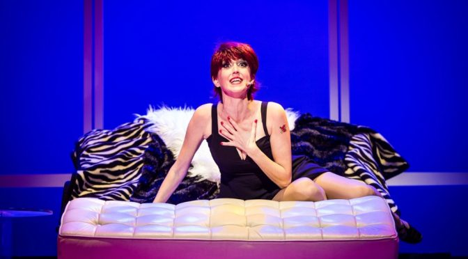 SWEET CHARITY @ THE CONCOURSE