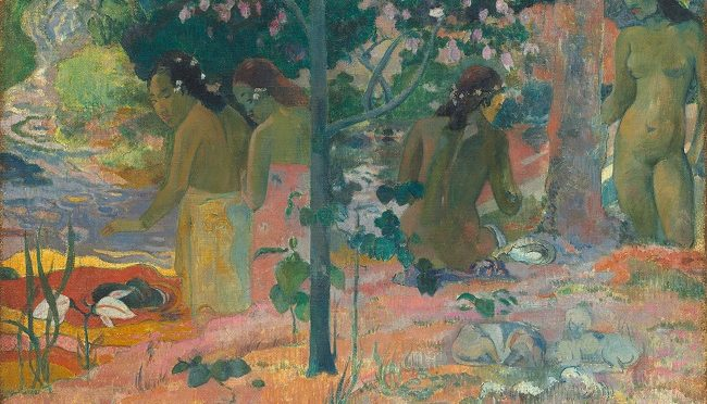 GAUGIN IN TAHITI : PARADISE  LOST