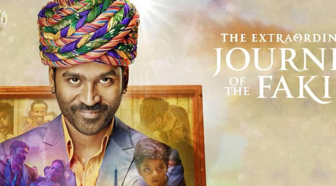 THE EXTRAORDINARY JOURNEY OF THE FAKIR: TASTY BOLLYWOOD EURO PUDDING