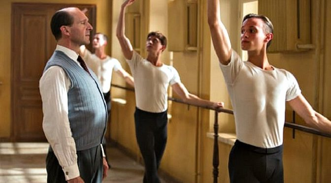 THE WHITE CROW : A TERRIFIC FILM FOR DANCE LOVERS