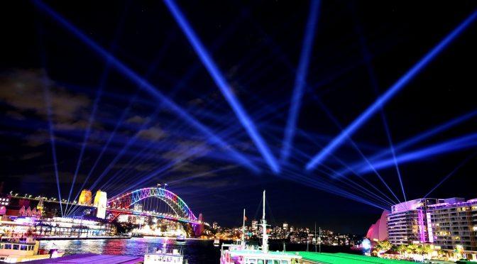 VIVID LIGHTS UP THE CITY SKYLINE ONCE AGAIN