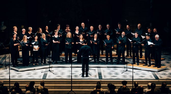 SYDNEY CHAMBER CHOIR : TIME AND PLACE