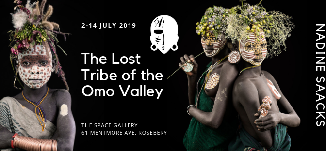 THE LOST TRIBE OF THE OMO VALLEY @ THE SPACE GALLERY