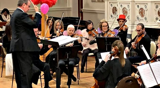 WOOLLAHRA PHILHARMONIC ORCHESTRA : DESTINATIONS AND ADVENTURES