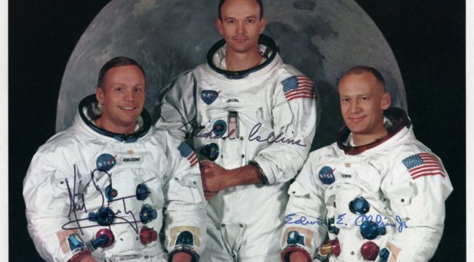 APOLLO 11: THE RIGHT STUFF