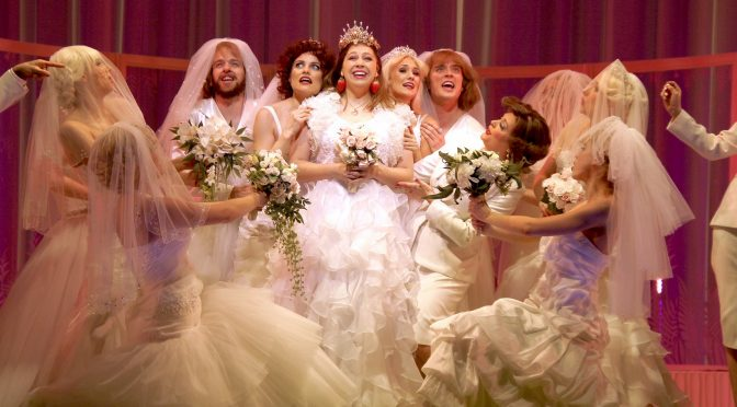 MURIEL'S WEDDING THE MUSICAL – YOU'RE NOT TERRIBLE, YOU'RE BACK!